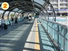 尼崎駅から院までの道のり2