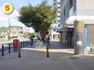 尼崎駅から院までの道のり5