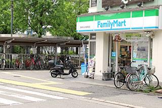 鳴尾駅から院までの道のり3