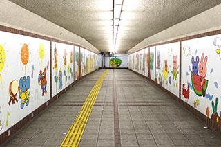 鳴尾駅から院までの道のり5