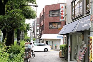 鳴尾駅から院までの道のり6