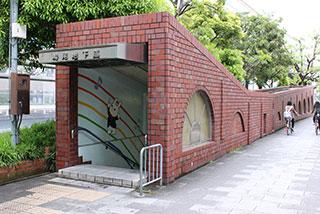 鳴尾駅から院までの道のり4