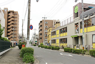 鳴尾駅から院までの道のり7