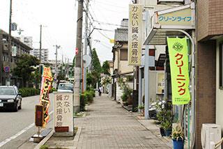 鳴尾駅から院までの道のり8