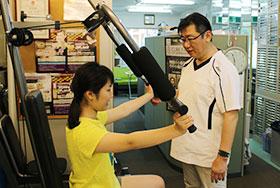 整骨院の運動療法